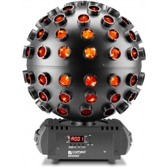 Cameo ROTOFEVER LED Mirror Ball Emulator #2