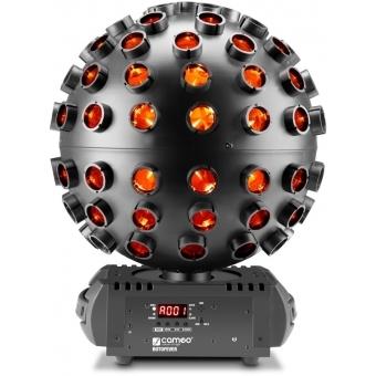 Cameo ROTOFEVER LED Mirror Ball Emulator #2