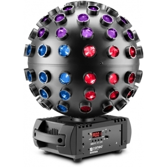 Cameo ROTOFEVER LED Mirror Ball Emulator