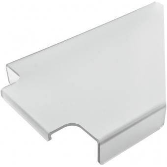 TRUSS4BARS Truss tray for 90° corner left/6mm