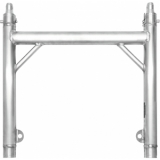 ALUTRUSS U-Frame Base Part