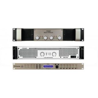 PSSO Amp Set MK2 for Line-Array S #1