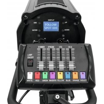EUROLITE LED SL-600 DMX Search Light #4
