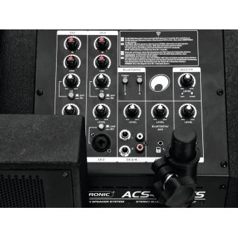 OMNITRONIC ACS-410BTS Active Column Speaker System #3