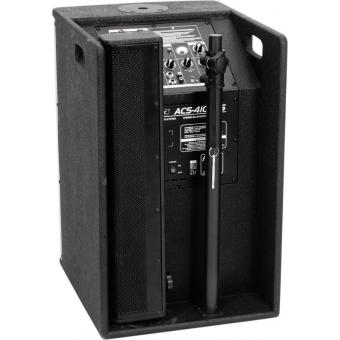 OMNITRONIC ACS-410BTS Active Column Speaker System #4
