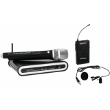 OMNITRONIC Set UHF-201 Wireless Mic System + Bodypack 828.250 MH