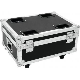 ROADINGER Flightcase 4x AKKU UP-4 QuickDMX with charging functio #3