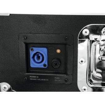 ROADINGER Flightcase 4x AKKU UP-4 QuickDMX with charging functio #4