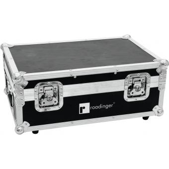 ROADINGER Flightcase 4x AKKU TL-3 Trusslight QuickDMX with charg #2