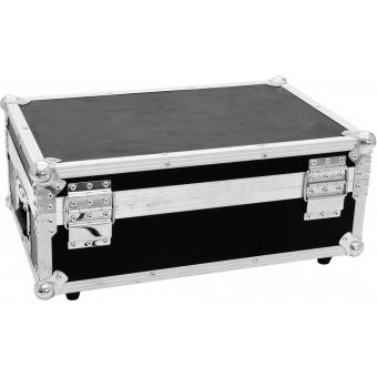ROADINGER Flightcase 4x AKKU TL-3 Trusslight QuickDMX with charg #3
