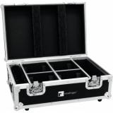 ROADINGER Flightcase 4x AKKU TL-3 Trusslight QuickDMX with charg