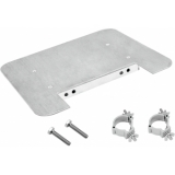 ALUTRUSS Set Aluminium Shelf for 50mm Alu Systems