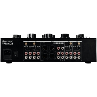 OMNITRONIC TRM-402 4-Channel Rotary Mixer #3