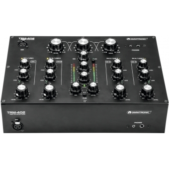 OMNITRONIC TRM-402 4-Channel Rotary Mixer #4