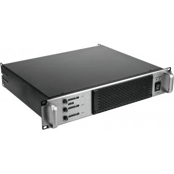 OMNITRONIC A-3603 Class-D 2.1 Amplifier #2