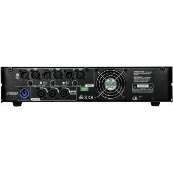 OMNITRONIC A-3603 Class-D 2.1 Amplifier #3