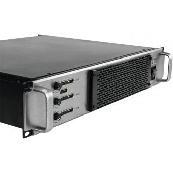OMNITRONIC A-3603 Class-D 2.1 Amplifier #5