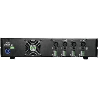 OMNITRONIC MCD-2004 4-Channel Amplifier #3