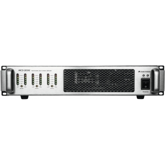 OMNITRONIC MCD-3006 6-Channel Amplifier #1