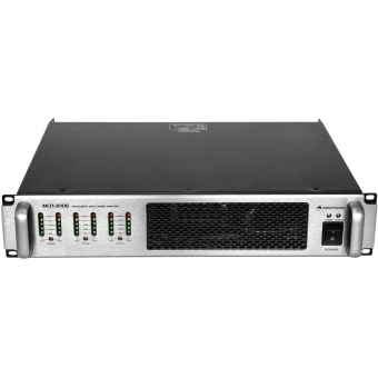 OMNITRONIC MCD-3006 6-Channel Amplifier #4