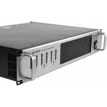 OMNITRONIC MCD-3006 6-Channel Amplifier #5