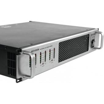 OMNITRONIC MCD-3006 6-Channel Amplifier #5