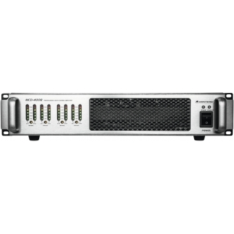 OMNITRONIC MCD-4008 8-Channel Amplifier