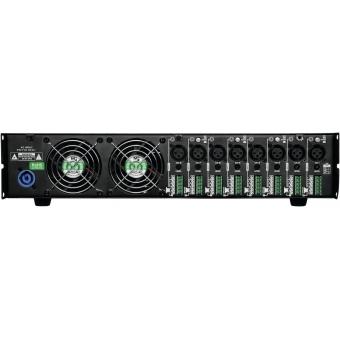 OMNITRONIC MCD-4008 8-Channel Amplifier #3