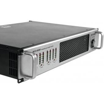 OMNITRONIC MCD-4008 8-Channel Amplifier #5