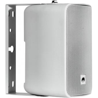 OMNITRONIC ODP-204 Installation Speaker 16 ohms white 2x #5