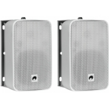 OMNITRONIC ODP-204 Installation Speaker 16 ohms white 2x