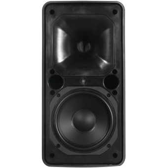 OMNITRONIC ODP-206 Installation Speaker 16 ohms black 2x #4