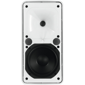 OMNITRONIC ODP-206 Installation Speaker 16 ohms white 2x #4