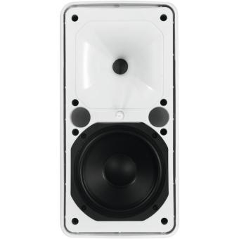 OMNITRONIC ODP-206T Installation Speaker 100V white 2x #4