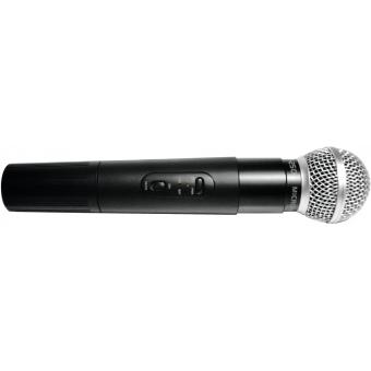 OMNITRONIC VHF-250 Handheld Microphone 179 MHz