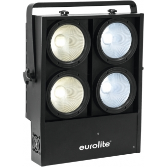 EUROLITE Audience Blinder 4x100W LED COB CW/WW #6