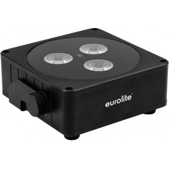 EUROLITE AKKU Flat Light 3 bk #2