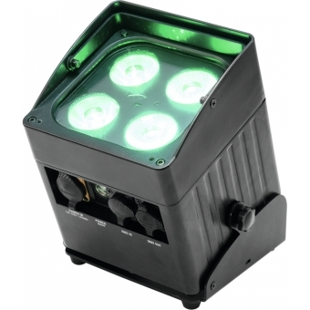 EUROLITE AKKU IP UP-4 QCL Spot QuickDMX #6
