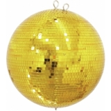 EUROLITE Mirror Ball 50cm gold