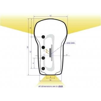 EUROLITE LED Neon Flex 230V Slim RGB 100cm #5