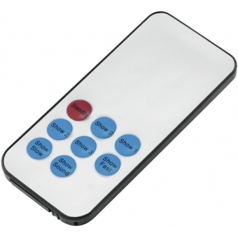 EUROLITE IR-28 Remote Control #3