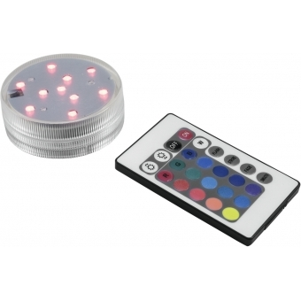 EUROLITE LED Puck Light multicolor IP68 #2