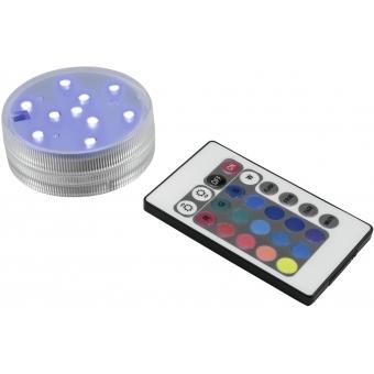EUROLITE LED Puck Light multicolor IP68 #3