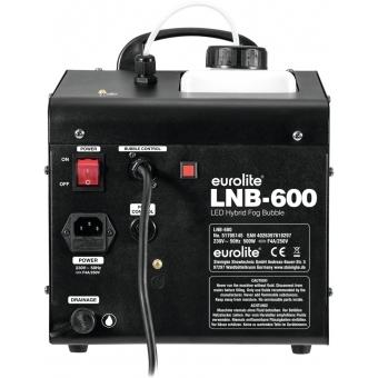 EUROLITE LNB-600 LED Hybrid Fog Bubble #3