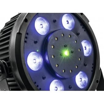 EUROLITE LED Laser Slim FX Spot #9
