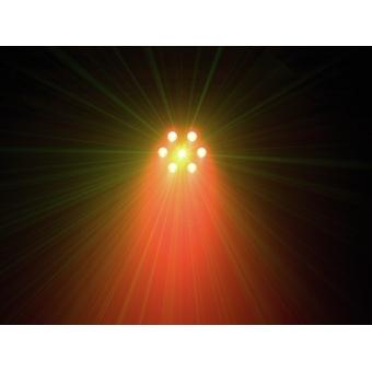 EUROLITE LED Laser Slim FX Spot #10