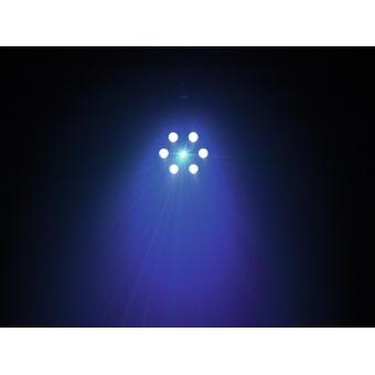 EUROLITE LED Laser Slim FX Spot #11