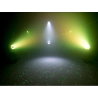 EUROLITE LED Laser Slim FX Spot #16
