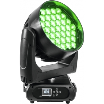 FUTURELIGHT EYE-37 RGBW Zoom LED Moving Head Wash #7
