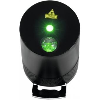 EUROLITE LightBeat 1 Bluetooth Speaker with Laser Effect #6